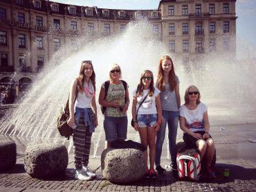 Laura aus Kroatien beim Sprachaufenthalt 2015