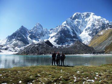 Ausflug zum Gletscher Ausangate