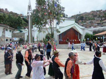 Weihnachten in Cusco