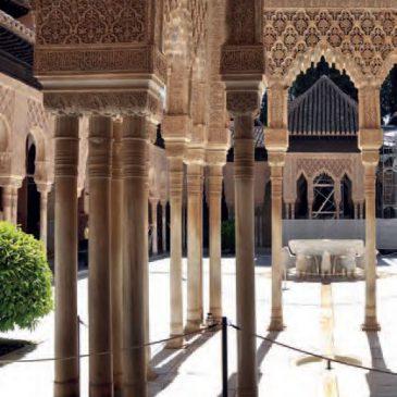 Der Sonne entgegen – maurische Pracht in Andalusien (2016)