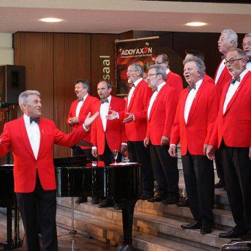 Die Fellbacher Trollinger auf Chorreise in Irland (2012)