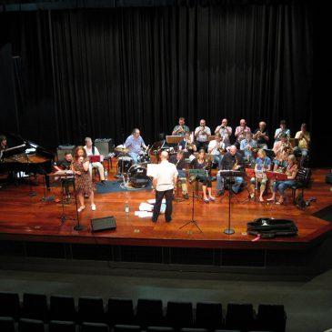 Lehrer Big Band auf Tournee in Brasilien (2012)